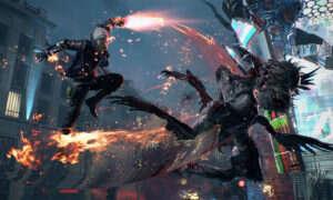 Devil May Cry 5 drugą najlepszą premierą Capcomu na PC