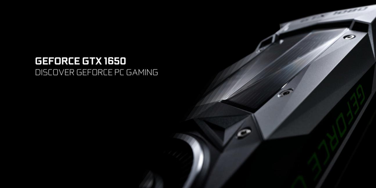 GeForce GTX 1650 - wydajność w grach na poziomie Radeon RX 570