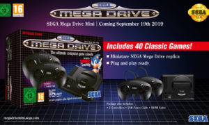 Oficjalna retro-konsola od Segi – nadchodzi Sega Genesis