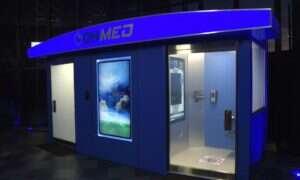 Gabinet lekarski OnMed wykorzystujący teleobecność