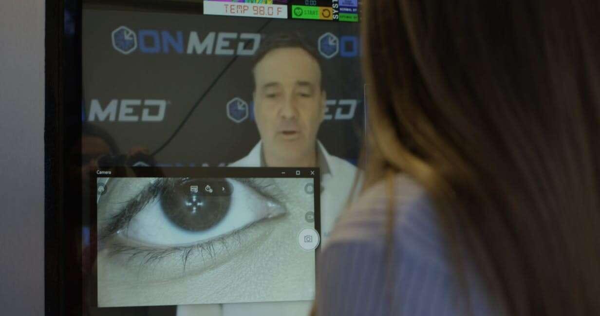 OnMed, teleobecność, lekarz teleobecność, stacja lekarska, lekarz online