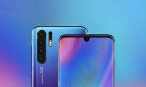 Huawei P30 przyłapany na filmie