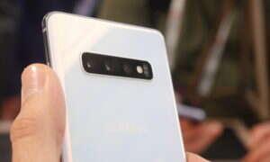 Samsung odpowiada na problemy dotyczące ekranu Galaxy S10+