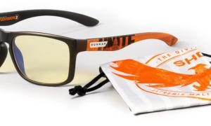Okulary chroniące wzrok przed The Division 2