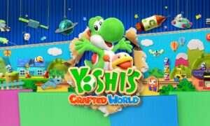 Przesłodka kooperacja w Yoshi's Crafted World – zobaczcie rozgrywkę z gry