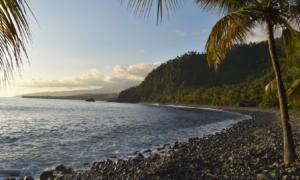 Naukowcy nie wiedzą, w jaki sposób na wyspie Anjouan znalazły się te skały