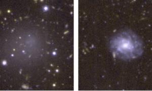Ta galaktyka jest niczym żywa skamielina