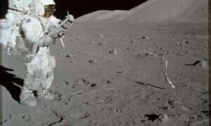 NASA otworzy kapsułę czasu z próbkami księżycowymi zebranymi niemal 50 lat temu
