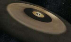 Naukowcy zauważyli powstający niedaleko układ słoneczny