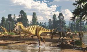 Na terenie Australii odkryto dinozaura wielkości kangura