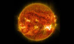 Chemicznie Ziemia jest niezwykle podobna do Słońca