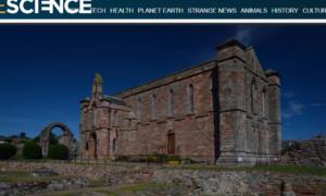 Archeolodzy natrafili na VII-wieczny klasztor szkockiej księżniczki