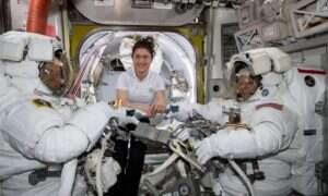 Historyczny spacer kosmiczny w wykonaniu kobiet nie dojdzie do skutku
