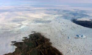 Najszybciej topniejący lodowiec Grenlandii… tak naprawdę się powiększył