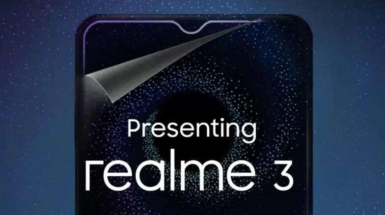 Realme 3 Pro, premiera Realme 3 Pro, informacje Realme 3 Pro, data premiery Realme 3 Pro