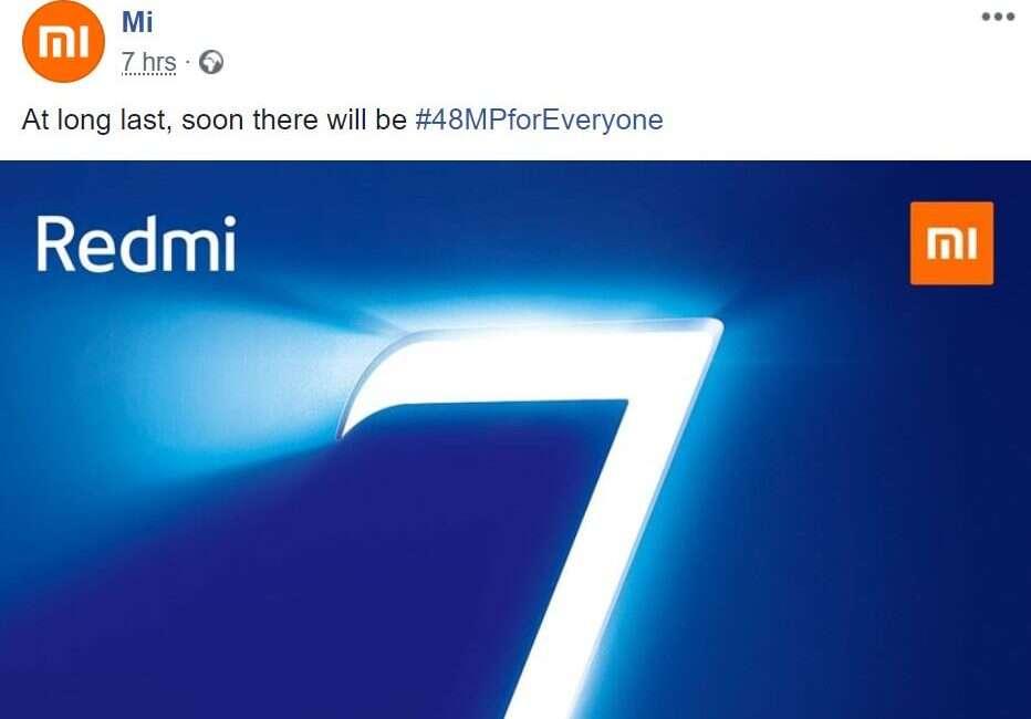 Redmi 7, specyfikacja Redmi 7, premiera Redmi 7, tenaa Redmi 7, certyfikat Redmi 7, parametry Redmi 7