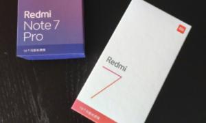 Redmi Note 7 Pro z 18 miesięczną gwarancją
