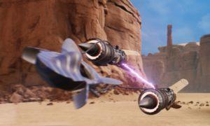 Remake Star Wars Episode 1: Racer dostępny do pobrania