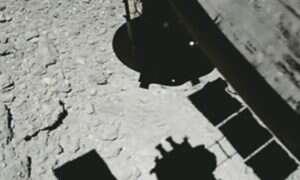 Zobaczcie jak Hayabusa 2 dotyka asteroidy Ryugu