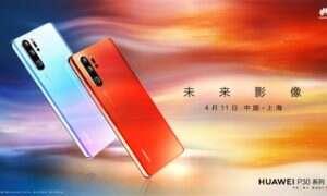 Huawei P30 z ogromną ilością zamówień