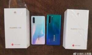 Realne zdjęcia Huawei P30 i P30 Pro