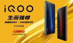 Czy telefon IQOO może zagrozić Xiaomi Mi 9?