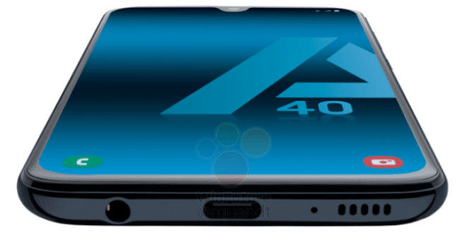Galaxy A40, samsung Galaxy A40, informacje Galaxy A40, specyfikacja Galaxy A40, parametry Galaxy A40, cena Galaxy A40, wygląd Galaxy A40, render Galaxy A40, design Galaxy A40