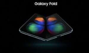 Oficjalne skórzane etui na Galaxy Fold jest bardzo drogie