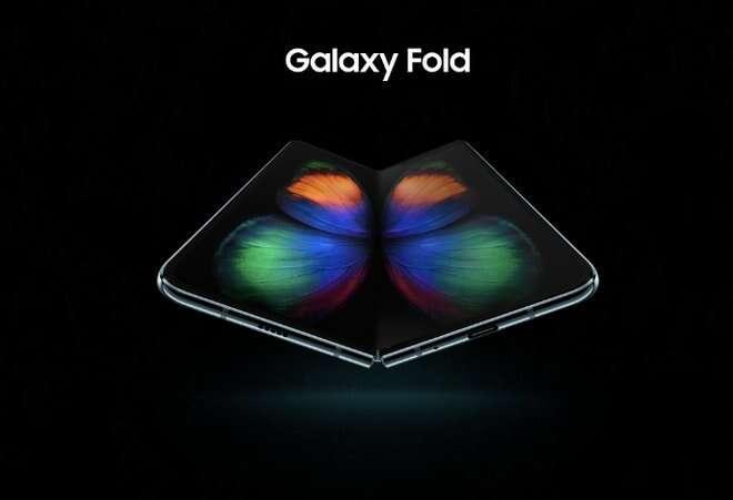 Galaxy Fold, działający Galaxy Fold, film Galaxy Fold, wideo Galaxy Fold, zginany ekran Galaxy Fold