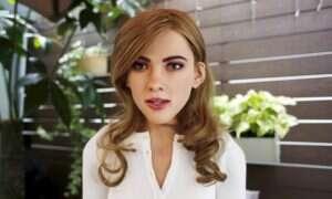 Mężczyzna stworzył robota wyglądającego jak Scarlett Johansson