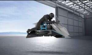 Jetpack Aviation przyjmuje teraz zamówienia na latające motocykle Speeder