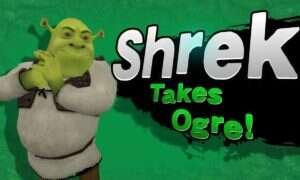 Shrek w Super Smash Bros. Ultimate – gracze wciąż wprowadzają swoje postacii do gry