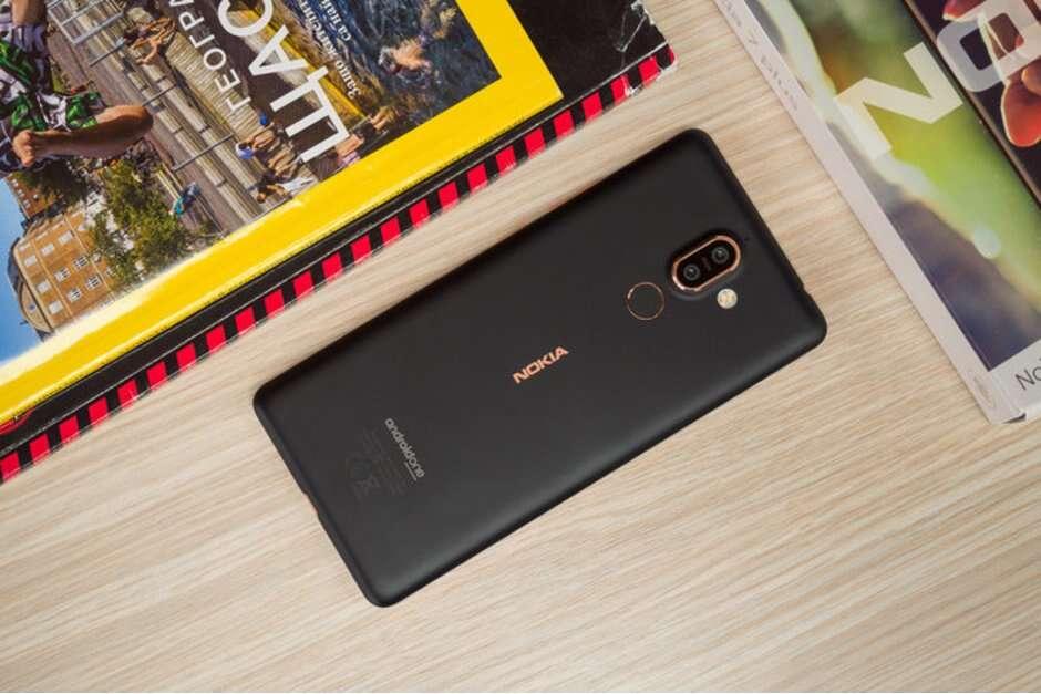 Nokia, smartfon Nokia, chiny Nokia, wysyłanie danych Nokia, kradzież danych Nokia, Nokia 7 plus, nokia 7 plus chiny,