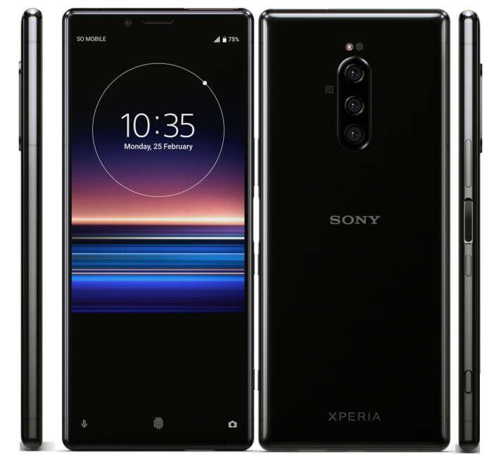 Sony Xperia 1, erkanSony Xperia 1, wyświetlacz Sony Xperia 1, rozdzielczosć Sony Xperia 1, 4K Sony Xperia 1