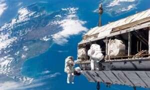 Nowa powłoka antybakteryjna działa na ISS