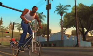 Speedrun GTA San Andreas, w którym to gracze aktywowali kody