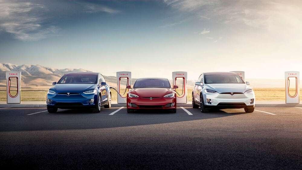 Tesla, Supercharger, ładowarki, Tesla Supercharger, Supercharger V3