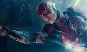 Scenariusz filmu Flash został napisany na nowo