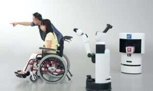 Roboty pomogą w oglądaniu Letnich Igrzysk Olimpijskich 2020