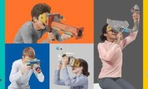 VR od Nintendo – jak firma chce wejść w rynek wirtualnej rzeczywistości