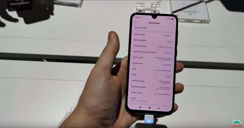Xiaomi Mi 9 SE, globalna Xiaomi Mi 9 SE, sprzedaż Xiaomi Mi 9 SE, chiny Xiaomi Mi 9 SE