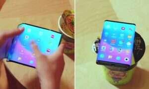 Xiaomi pokazuje kolejny film ze składanym smartfonem