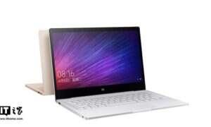 Nowy Xiaomi Mi Notebook Air będzie bardzo lekki