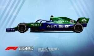 Zapowiedź F1 2019 – w grze będzie nieistniejący bolid