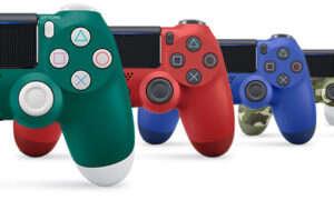 Zielony DualShock – Sony prezentuje nowy kontroler