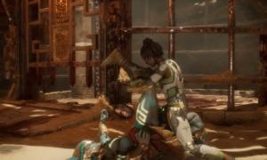 Kotal Kahn i Jacqui Briggs łamią sobie kości na nowym zwiastunie Mortal Kombat 11