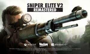 Zwiastun Sniper Elite V2 Remastered zapowiada powrót dawnej gry