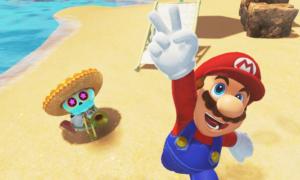 Zrzuty ekranu z Super Mario Odyssey w VR – gra wciąż wygląda ładnie