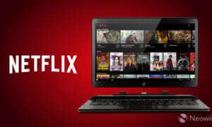 Microsoft Edge oparty o Chromium wesprze Netflixa 4K