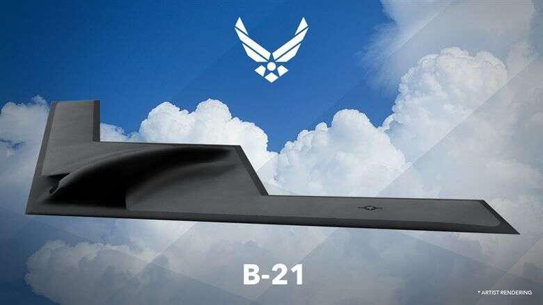 Najnowszy bombowiec lotnictwa USA B-21 wkrótce odbędzie swój dziewiczy lot
